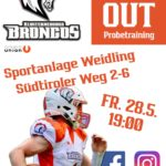 TRYOUT / Probetraining  2…